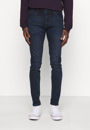 MALONE - Slim fit jeans - dark  blue
