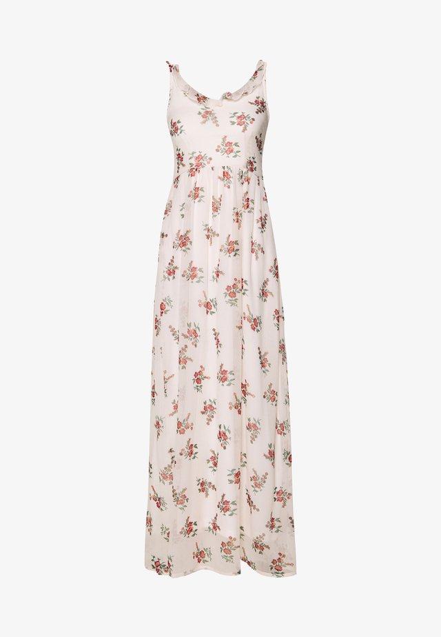 VMKAY SINGLET - Maxi dress - birch/celia