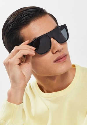 RUNWAY - Sunglasses - black