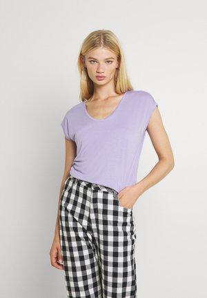 PCBILLO TEE - T-shirts basic - lavender
