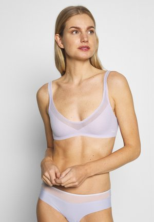 OXYGENE INFINITE SOFT BRA - T-shirt bra - silver shadow