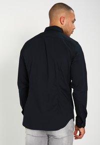 G-Star - CORE SUPER SLIM - Koszula - black - 2