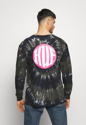 HIGH DEFINITION TEE - Långärmad tröja - black