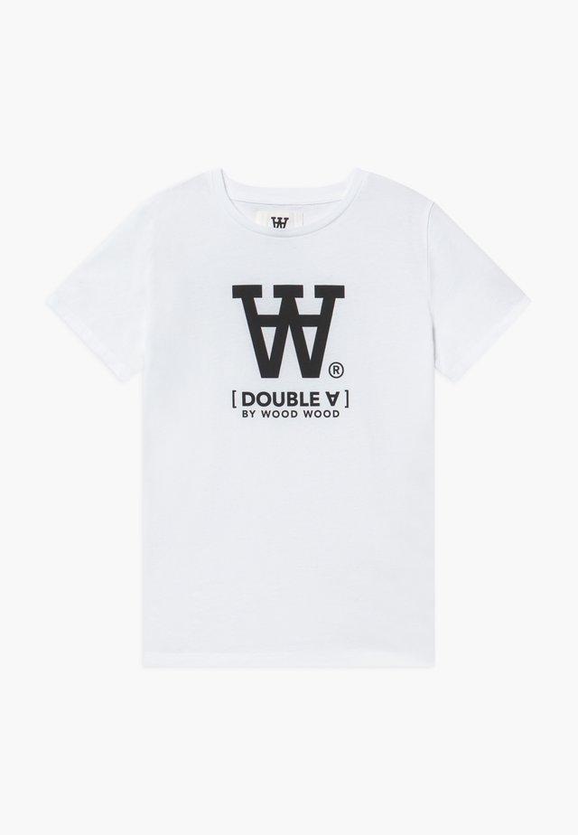 OLA KIDS - Print T-shirt - bright white