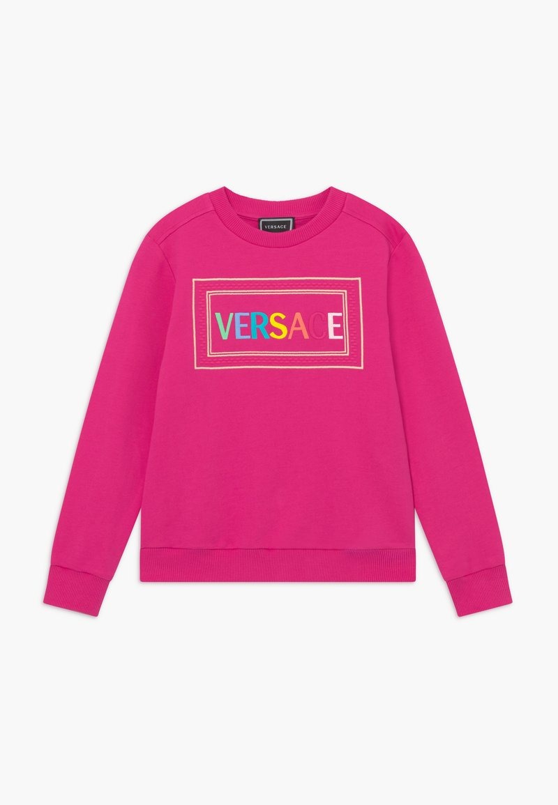 Versace - FELPA - Mikina - fuxia