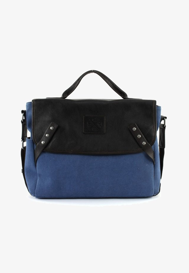 JOHN DAY RIVER  - Briefcase - blue