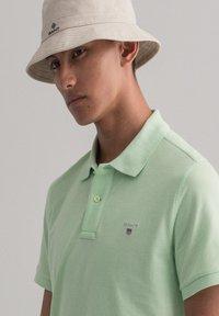 GANT - Polo shirt - pastel green - 3