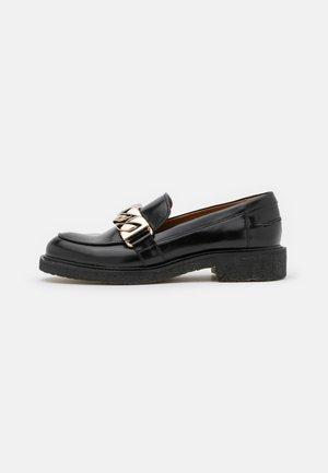 Nazouvací boty - black desire