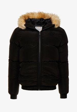 DISTANCE JACKET - Winter jacket - black