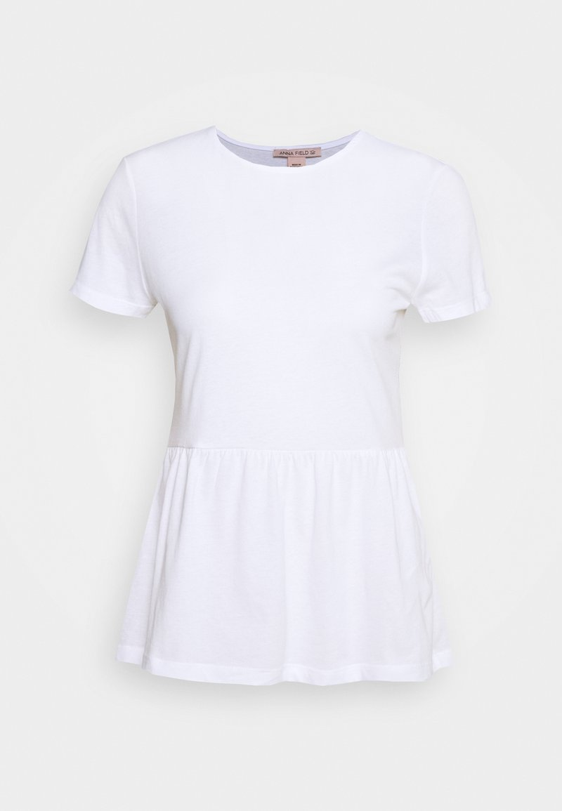 Anna Field Tall - T-shirt con stampa - white