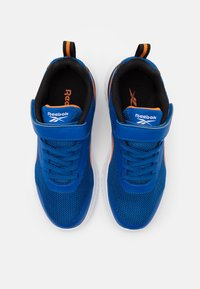 Reebok - RUSH RUNNER 3.0 - Obuwie do biegania treningowe - vector blue/high vision orange/black - 3