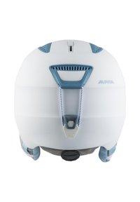 Alpina - GRAND JR - Helmet - white-skyblue - 1