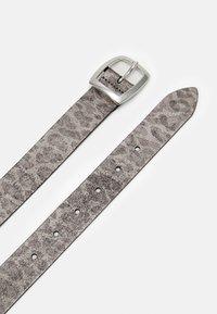 Vanzetti - Belt - silber-metallic - 1