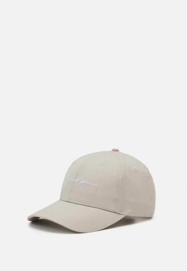 SIGNATURE BASEBALL  - Cap - white
