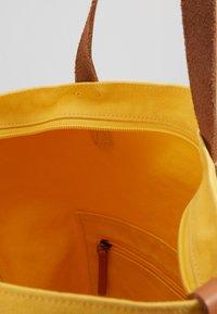 Esprit - Tote bag - yellow - 4