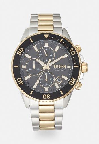 ADMIRAL - Zegarek chronograficzny - silver-coloured