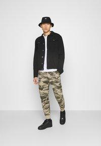 274 - JACKET - Denim jacket - black - 1