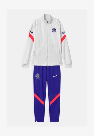 CHELSEA LONDON FC SET UNISEX - Club wear - white/ember glow/concord