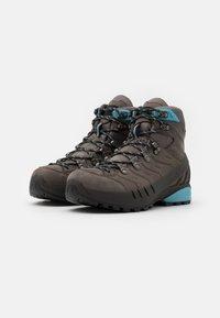 Scarpa - CYCLONE GTX  - Hiking shoes - gull gray/arctic - 1