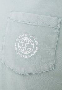 HKT by Hackett - POCKET TEE - Long sleeved top - slate - 2