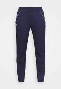 Under Armour - TRICOT PANT - Tracksuit bottoms - midnight navy - 4