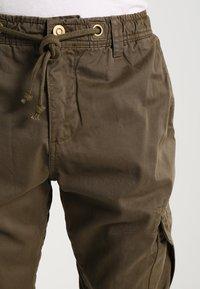 Urban Classics - JOGGING PANT - Pantalon cargo - olive - 3