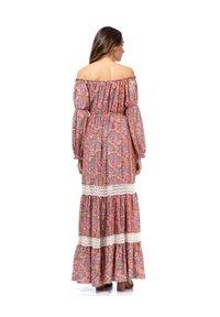 Tantra - Maxi dress - fucsia - 1