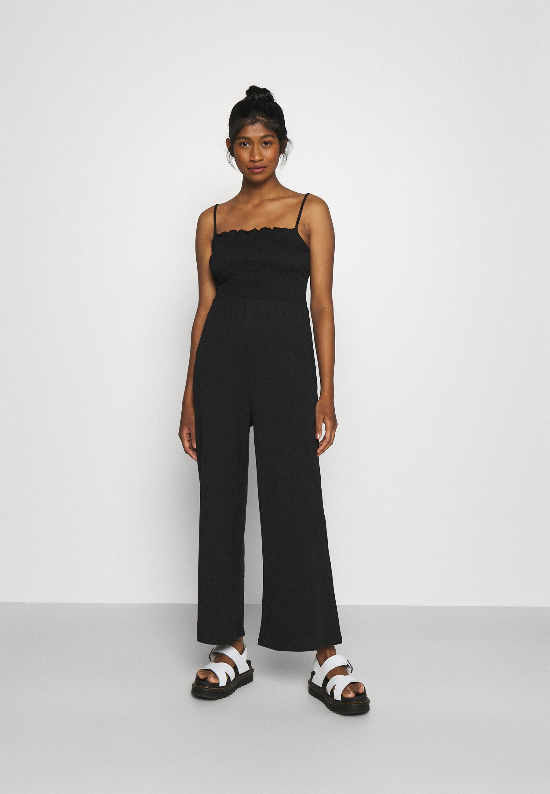 Women PCTILY WIDE CROPPED - Jumpsuit