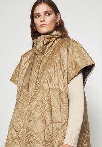 WEEKEND MaxMara - CANDORE - Light jacket - camel - 6