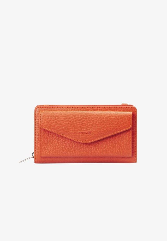 KAREN - Wallet - pumpkin