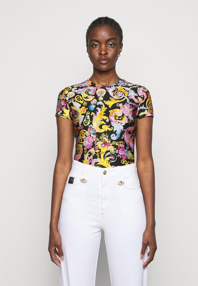 LADY - Print T-shirt - black