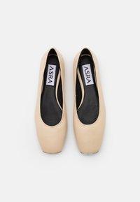 ASRA - FLEUR - Ballerinat - milk - 5
