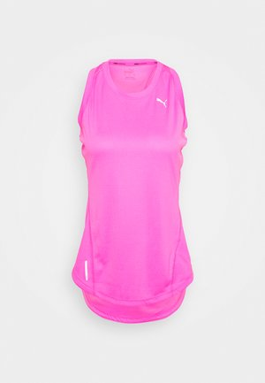 IGNITE TANK - Sports shirt - luminous pink