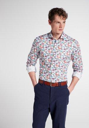 SLIM FIT - Shirt - bunt