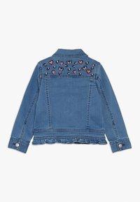 s.Oliver - Denim jacket - blue denim - 1