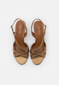 Jonak - SIMA - Sandales à talons hauts - bronze - 5