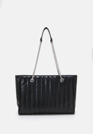 SHOPPER BAG CHUCK M - Tote bag - black