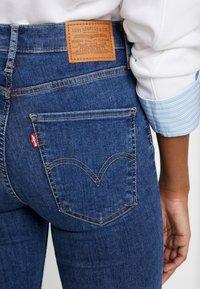 Levi's® - MILE HIGH SUPER SKINNY - Jeans Skinny - tempo so stoned - 3