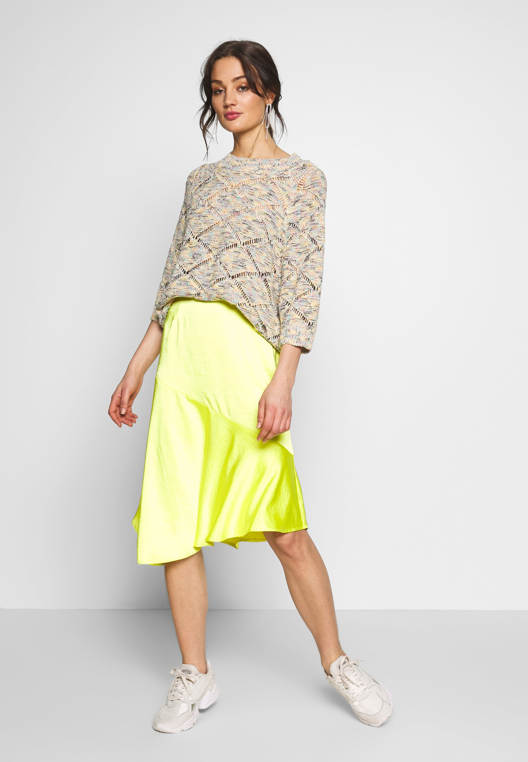 Urban Classics Ladies Summer - Strikkegenser Multipastel/beige