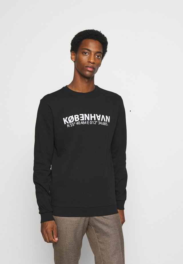 MARK - Sweater - black
