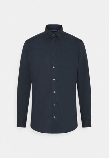 SUPER SLIM FIT - Kostymskjorta - marine