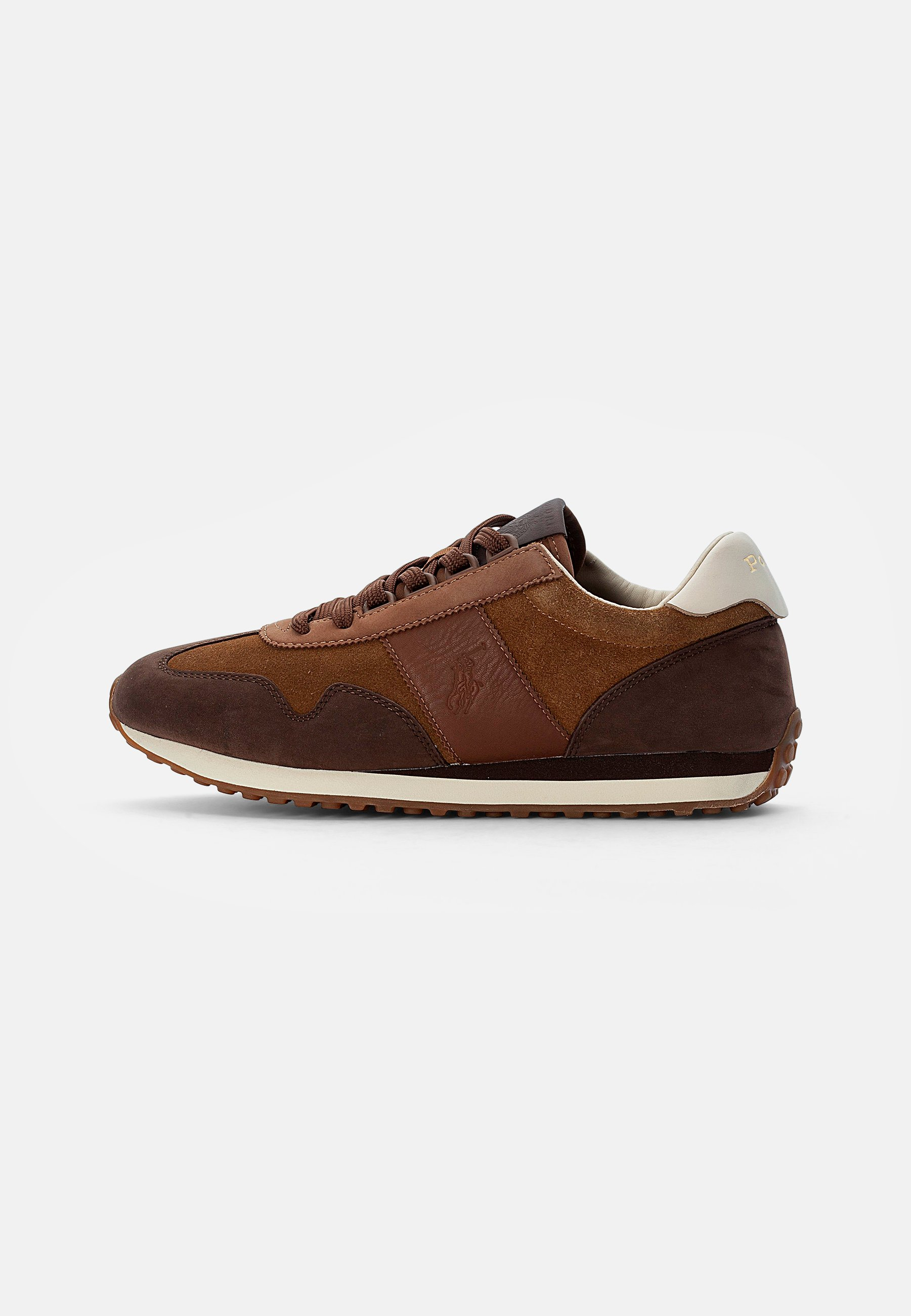 Men WASHED SUEDE/NUBUCK-TRAIN - Trainers