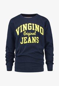 Vingino - HEFFITY - Long sleeved top - dark blue - 1