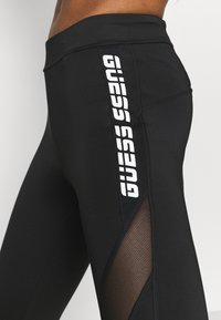 Guess - ANGELICA 4 - Tights - jet black - 3