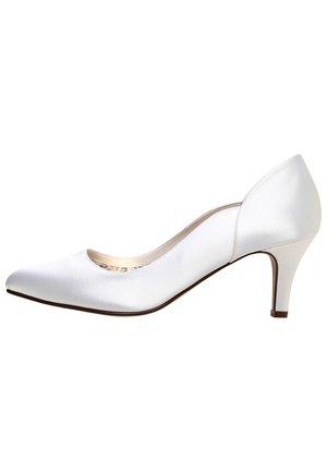 RAINBOW CLUB BUTTERSCOTCH - Bridal shoes - ivory