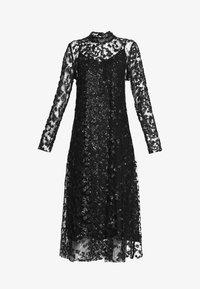 PEARLA VIE DRESS - Koktejlové šaty/ šaty na párty - black