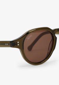 Scalpers - SINTRA  - Sunglasses - green - 4