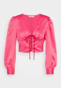 Glamorous Petite - LADIES TOP - Blouse - candy pink - 0