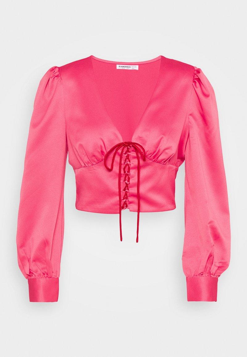 Glamorous Petite - LADIES TOP - Blouse - candy pink