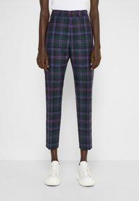 Vivienne Westwood - GEORGE  - Trousers - purple/green - 0